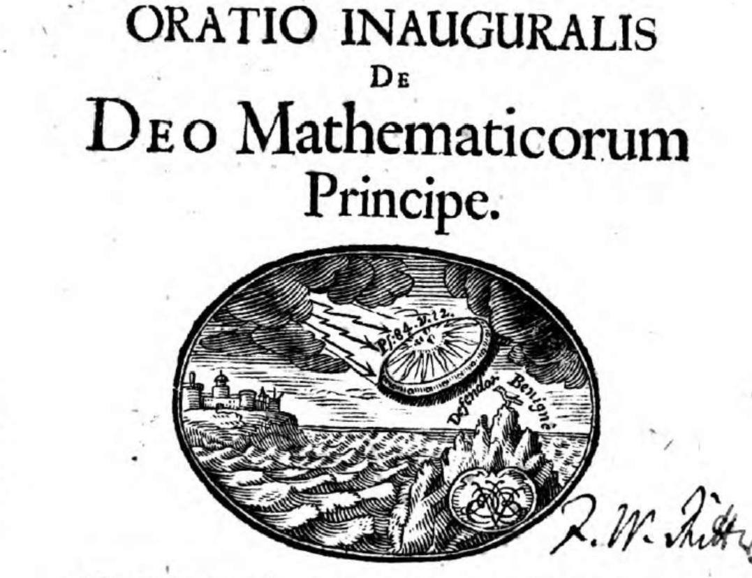 Книга опубликованная в 1716 году, содержит изображения НЛО