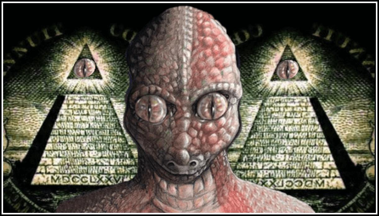 Рептилоиды среди нас: топ 10 доказательств