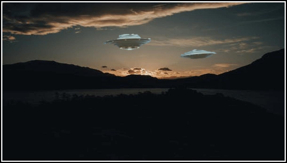 Доклад о случаях НЛО в Европе