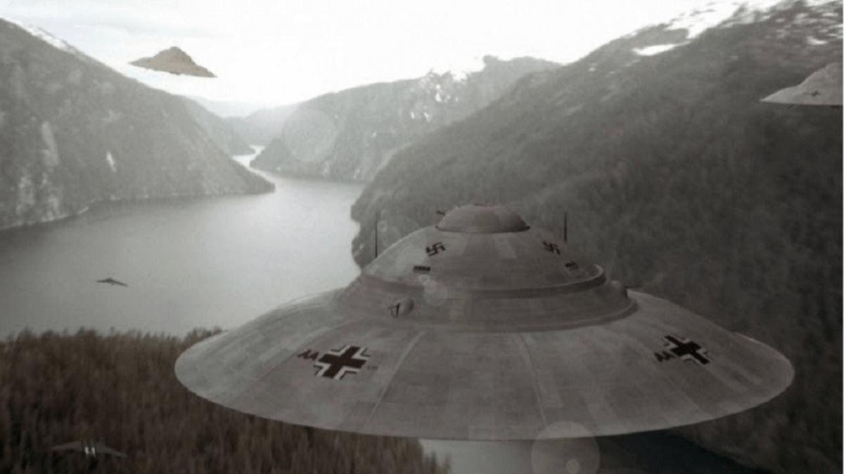 Новые рассекреченные файлы ЦРУ: НЛО нацистов