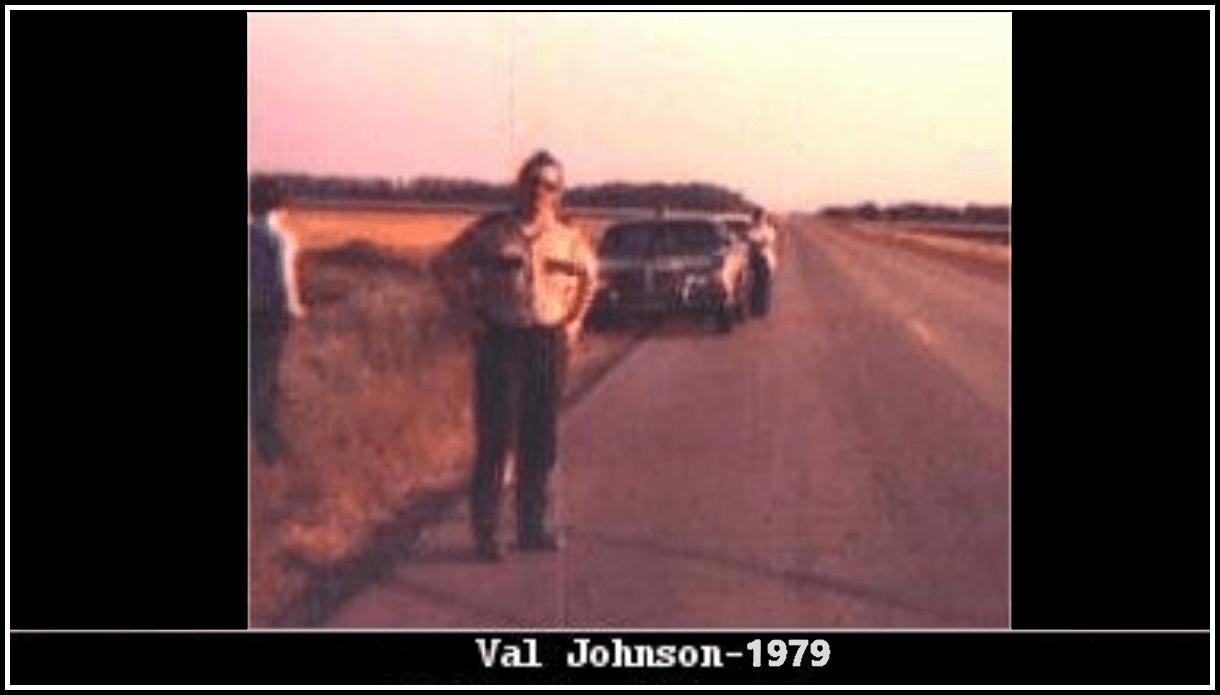 Столкновение с НЛО: случай Вэла Джонсона