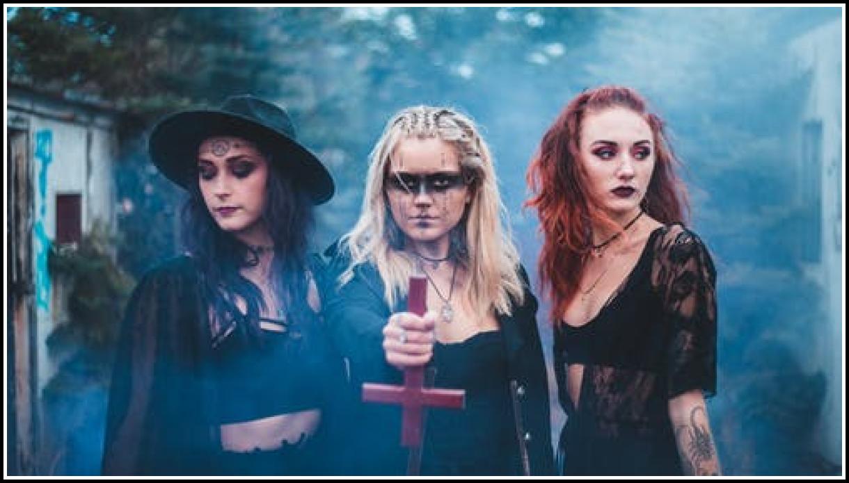 Время Часа Ведьм