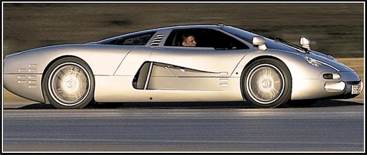 Самые дорогие машины: топ-15