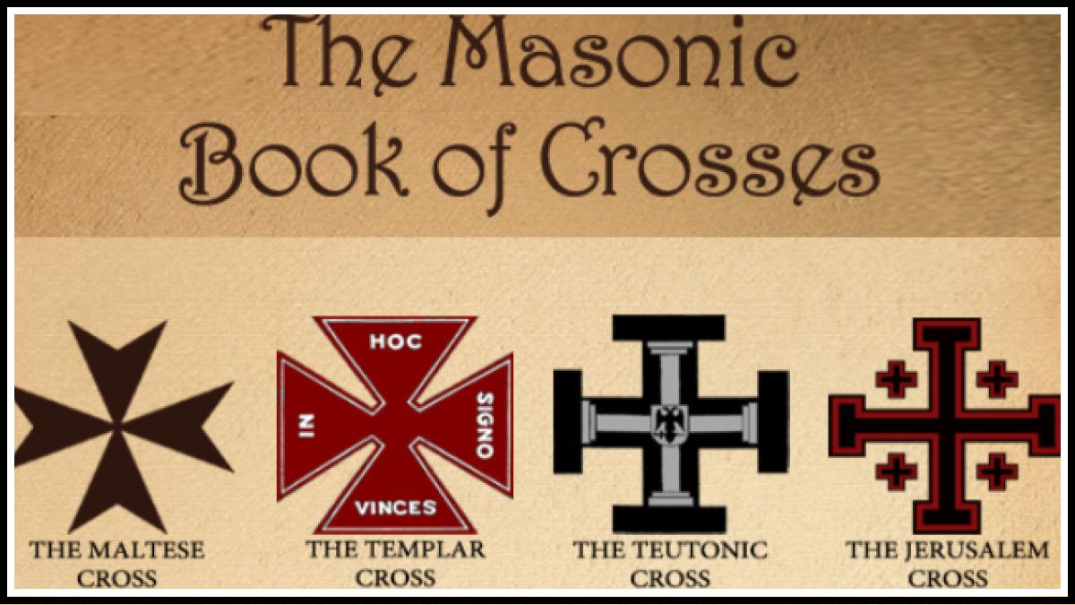 Виды крестов: значение символа и масонские версии