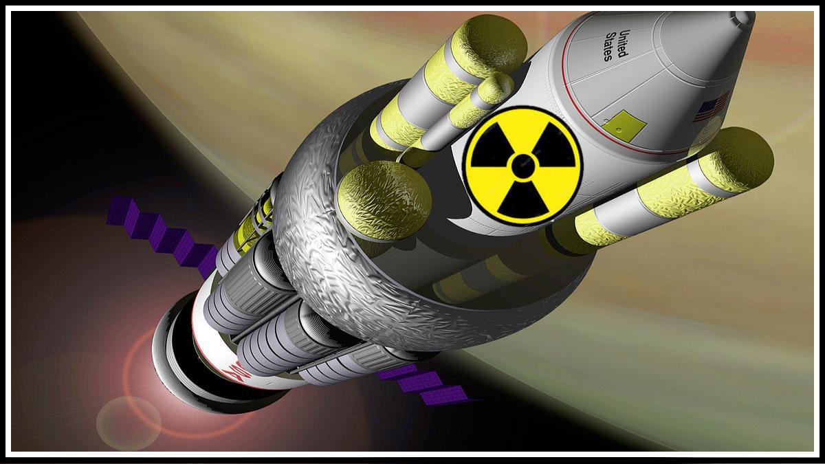 Ядерный двигатель: готовность № 1