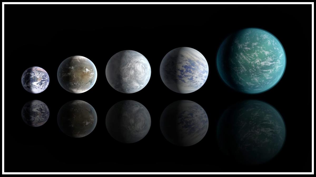 Планеты пригодные для жизни