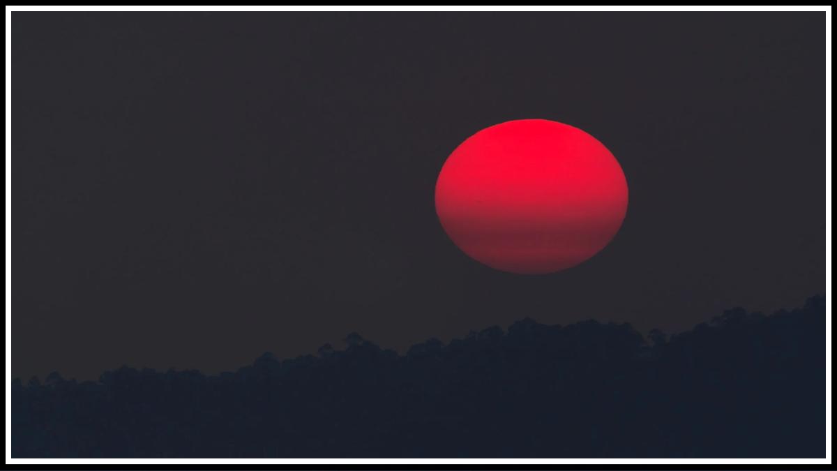 """Полное лунное затмение 2021 """"кровавая луна"""""""