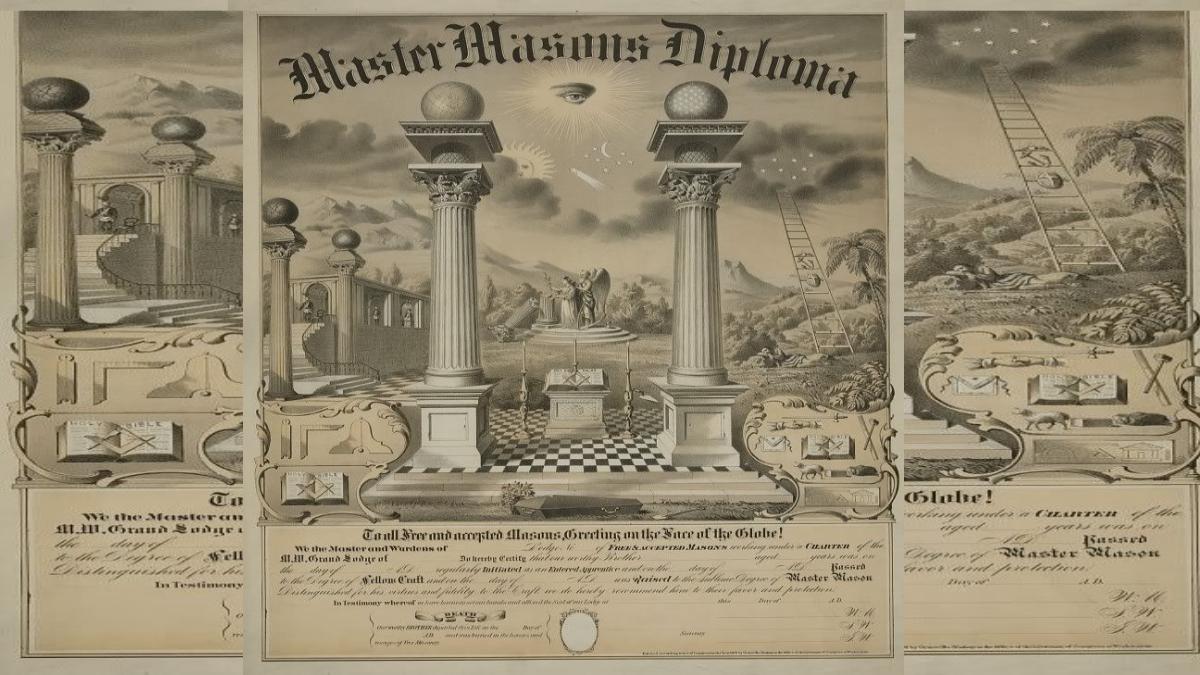 Великие изобретения прославленных масонов