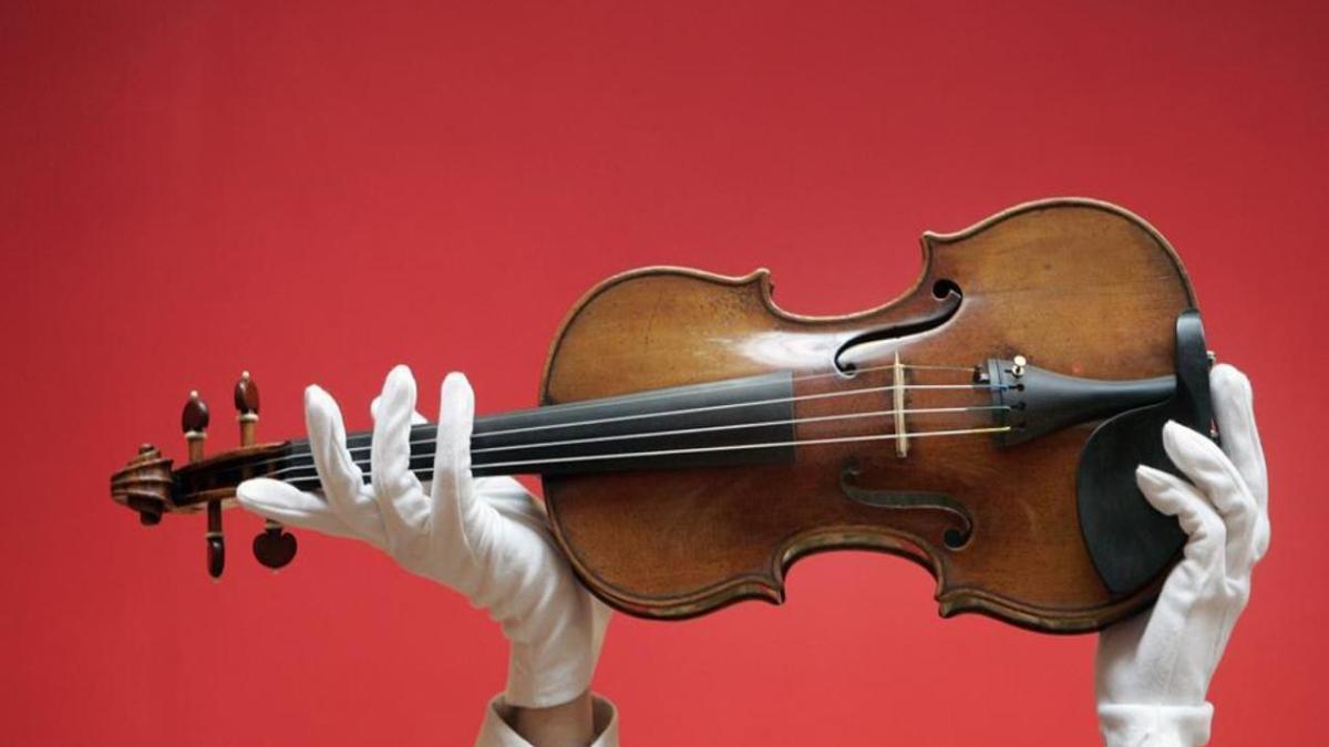 Секрет скрипки Страдивари