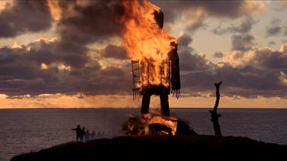Плетеный человек: жуткое жертвоприношение друидов