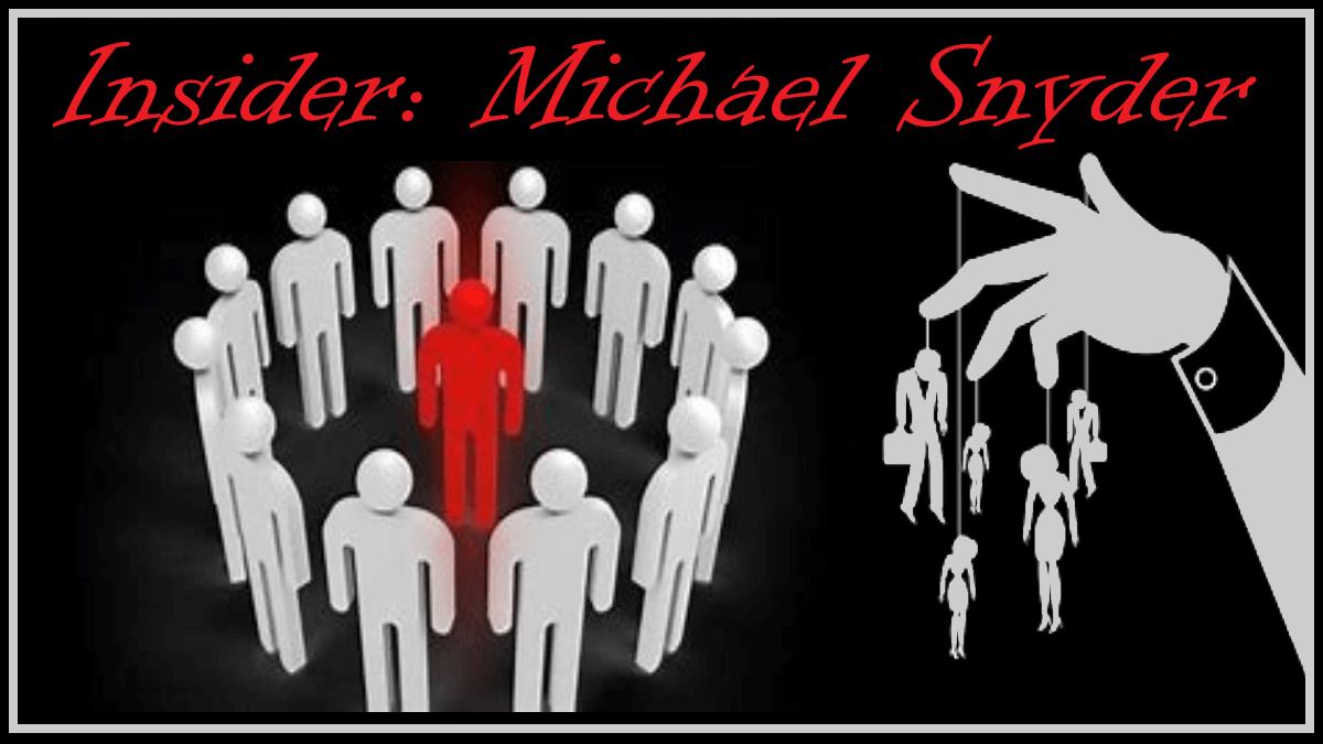 Инсайдер: Майк Снайдер