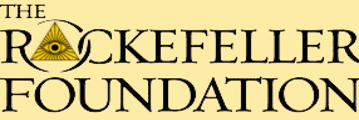 Новая афера Фонда Рокфеллера