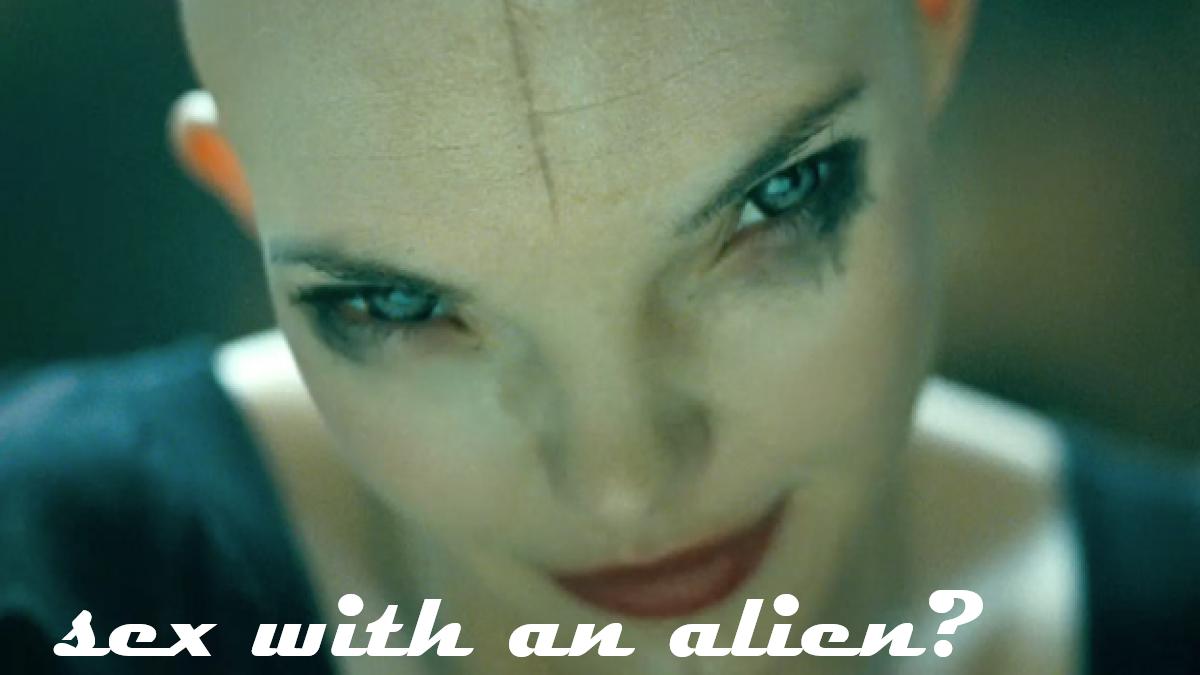 Парня изнасиловала инопланетянка
